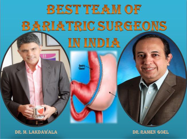 Best Bariatric Surgeons team