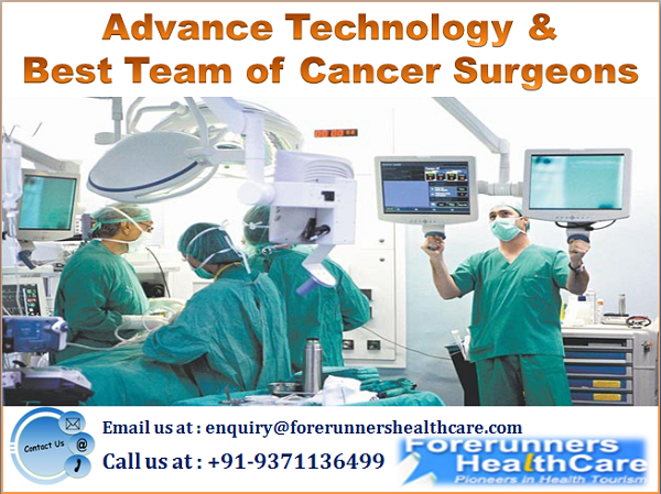 Team of Best Cancer Surgeon in India