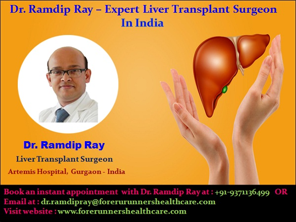 Expert Liver Surgeon in India