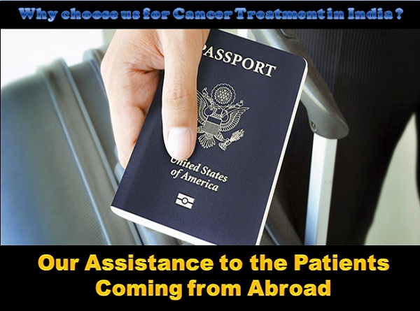 Our Assistance to International Patients