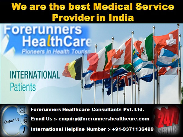 We are the best Medical Facilator in India