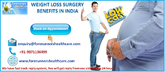 Weight Loss Surgery Benefits In India | Forerunners Health Care