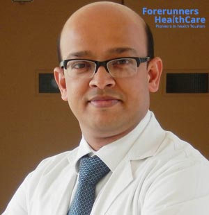 Dr Ramdip Ray