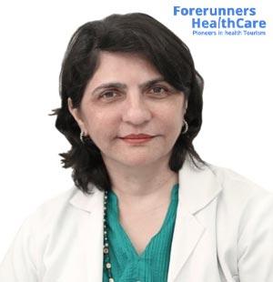 Dr Firuza Parikh