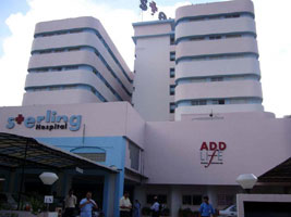 Sterling Hospital India